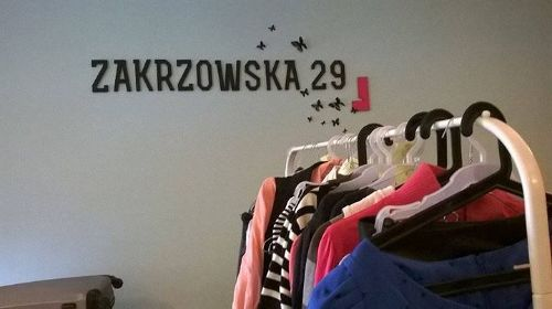 """""""Ciuch w ruch"""" czyli wymiana ubrań na Zakrzowskiej 29"""