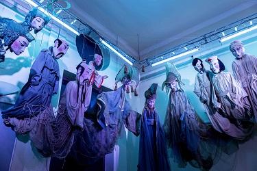 Wystawa Świadomość lalki. Teatr form Jadwigi Mydlarskiej-Kowal: osatni weekend