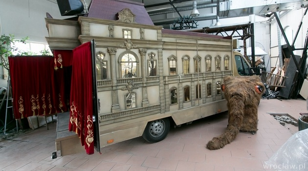 BAJKOBUS - spektakl dla dzieci w plenerze