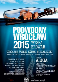 Podwodny Wrocław 2015