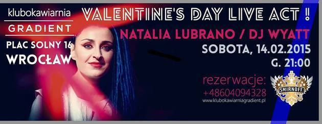 Zaśpiewa Natalia Lubrano