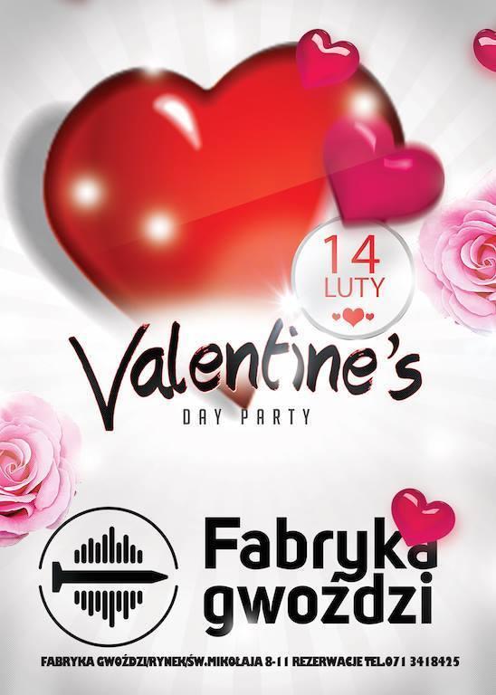 Fabryka gwoździ. Valentine's Day Party