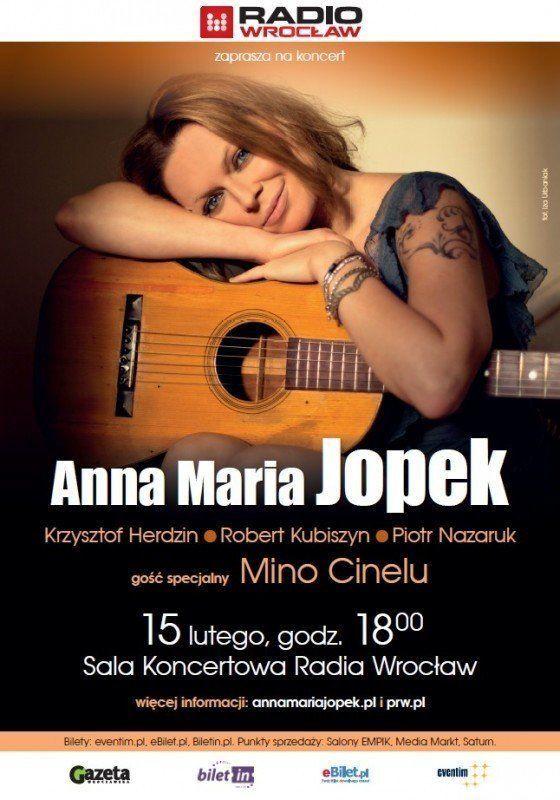 Anna Maria Jopek – koncert