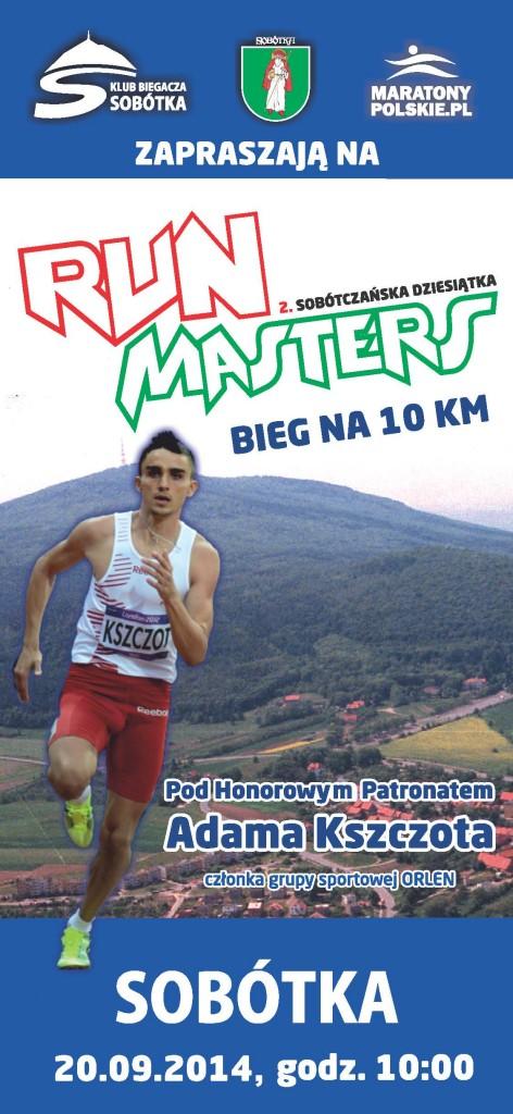 Run Masters 2. Sobótczańska Dziesiątka