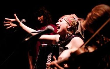 Ethno Jazz Festival: Dikanda