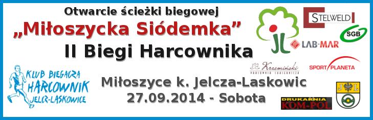 2. Bieg Harcownika