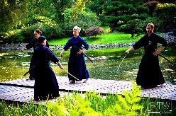 Pokazowy trening iaido połączony z warsztatami