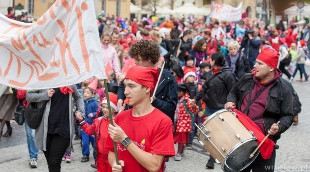 Festiwal Wrocławskich Krasnoludków 2014