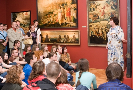 Wykłady w Muzeum Narodowym Wrocław