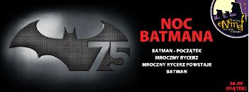 ENEMEF: Noc Batmana w Multikinie