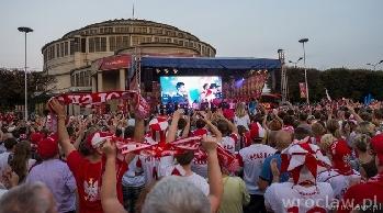 Strefa kibica siatkarskich Mistrzostw Świata przy Hali Stulecia