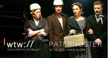 Paternoster we Wrocławskim Teatrze Współczesnym
