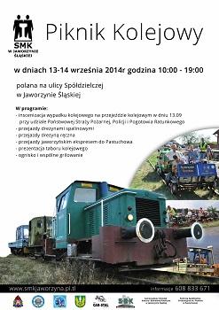 I Piknik Kolejowy w Jaworzynie Śląskiej