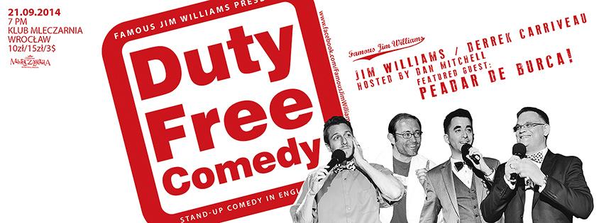 Stand-up comedy w Mleczarni