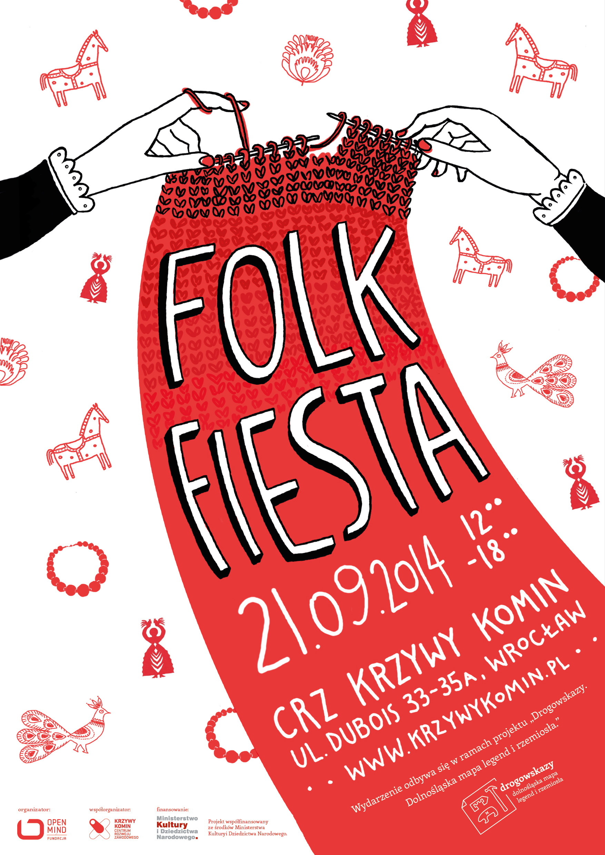 Folk Fiesta & Dolnośląski Food Swap w Krzywym Kominie