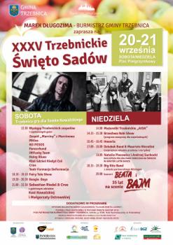 XXXV Trzebnickie Święto Sadów
