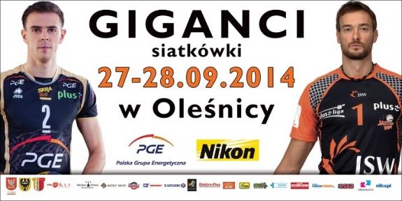 Międzynarodowy turniej siatkarski w Oleśnicy