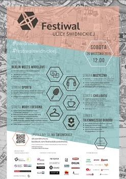II Festiwal ulicy Świdnickiej