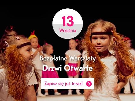 Drzwi otwarte we Wrocławskim Centrum Twórczości Dziecka