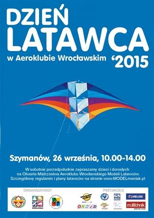 Dzień Latawca w Aeroklubie Wrocławskim