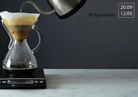 Cupping oraz Warsztaty Kawowe