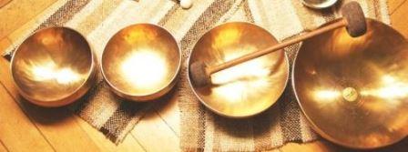 Koncert mis i gongów tybetańskich
