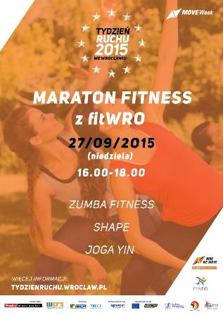 Maraton fitness na Wyspie Słodowej