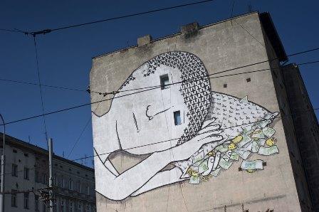 Murale w Przestrzeni Kreatywnej