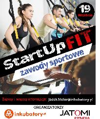 StartUp Fit - zawody sportowe
