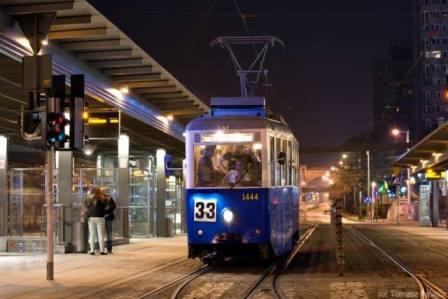 Przejazd zabytkowym tramwajem i zwiedzanie dawnych zajezdni