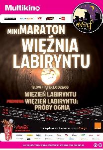 ENEMEF: Minimaraton Więźnia Labiryntu