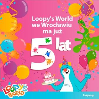 Loopy's World świętuje 5. urodziny