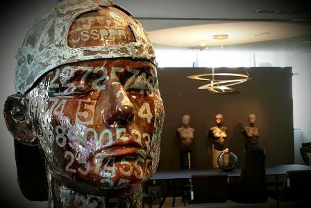 Wystawa rzeźb Przemysława Lasaka w Galerii Wnętrza