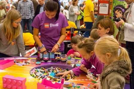 LEGO Wyspa Kreatywności w Magnolia Park