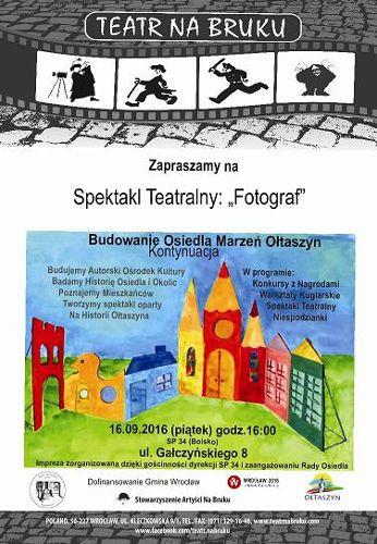 Budowanie Osiedla Marzeń Ołtaszyna i okolic