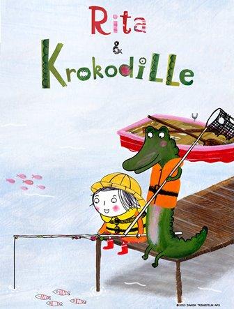 Niedzielne Poranki we WRO:  Rita i krokodyl
