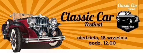 Classic Car Festival w CH Borek