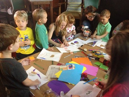 Cocofli dzieciom - niedzielne warsztaty