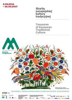 Skarby europejskiej kultury tradycyjnej – wystawa