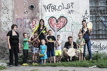 """Dzieciaki zrobiły film - premiera filmu pt. """"Tęcza"""""""