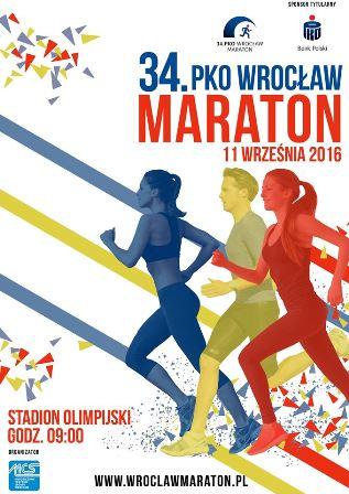 Bieg Rodzinny – impreza towarzysząca 34. PKO Wrocław Maraton