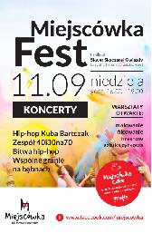 MIEJSCÓWKA FEST