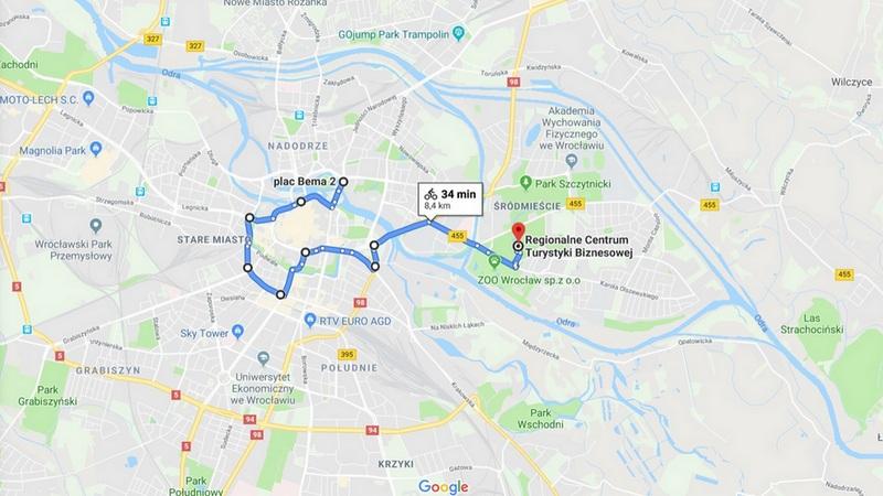 Źródło: Google Maps