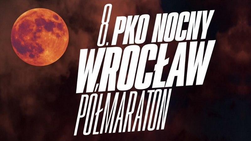 8 PKO Wrocław Półmaraton