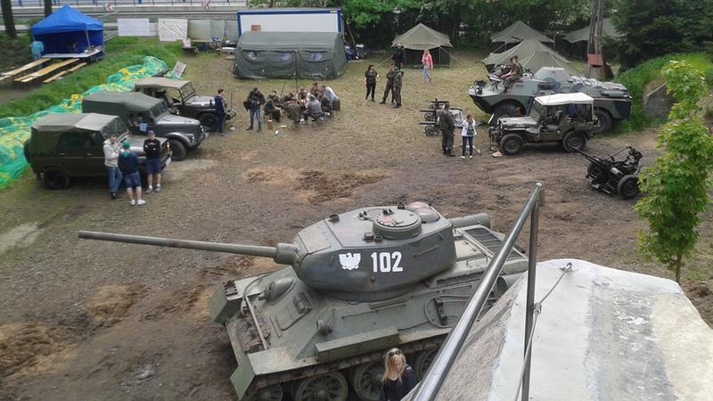 Fort-Piechoty-przy-ul-Pełczynskiej-noc-muzeow-2018-archiwum muzeum militarnego