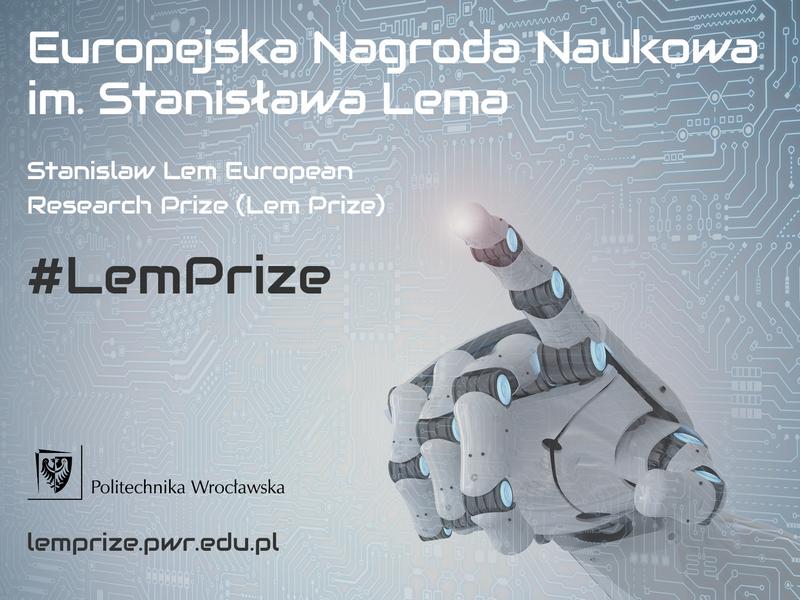 Europejska Nagroda Naukowa im. Stanisława Lema, Politechnika Wrocławska