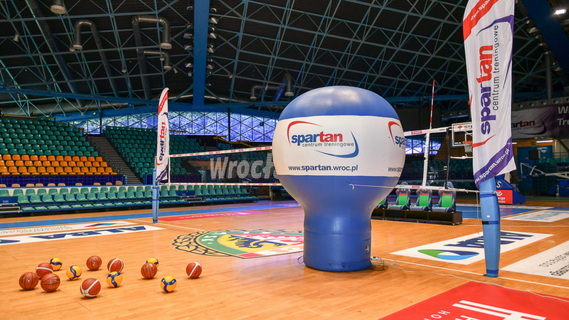 Kibice w Orbicie zobaczą w tym sezonie zmagania siatkarek i siatkarzy, koszykarzy i piłarzy ręcznych, fot. UMW