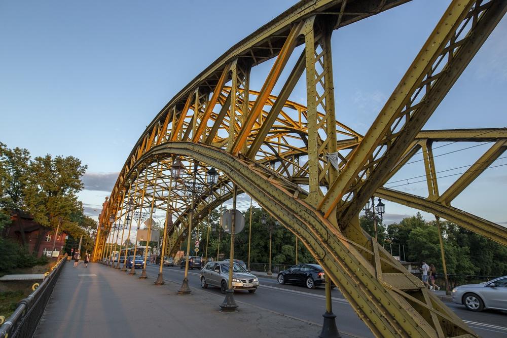 Most Zwierzyniecki we Wrocławiu, fot. Tomasz Hołod/www.wroclaw.pl