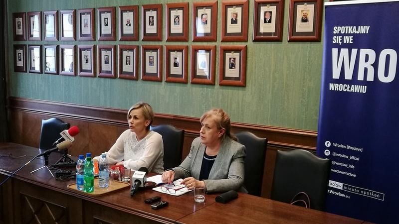 O planowanych zmianach w rekrutacji do wrocławskich żłobków od maja 2018 r. poinformowała m.in. Joanna Nyczak, dyrektor Wydziału Zdrowia i Spraw Społecznych Urzędu Miejskiego we Wrocławiu
