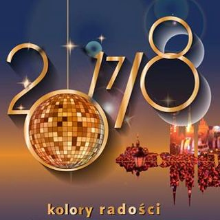 New Year's Eve in Wrocław 2017/2018: colours of joy